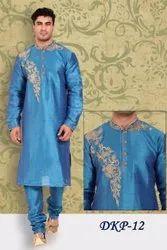 Mens Indian Kurta Pyjama Manufacturing