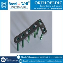 4.5 mm Locking L Buttress Plate