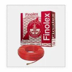 2.5 Sq Mm Finolex Flame Retardant PVC Insulated Red Cable