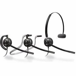 Plantronics Encore Pro 540 QD Wired Headset (over The Head/over The Ear/behind The Neck)