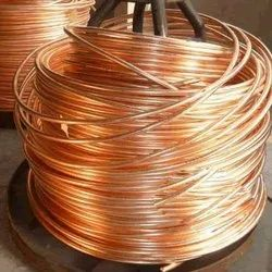 Submersible flat copper Cable