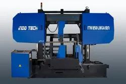 ITM-850LMGA(RF) - NC Fully-Automatic Double Column Bandsaw Machine On Lmg