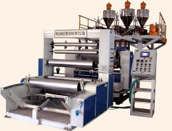 LDPE Extrusion Stretch Film Machinery Manufacturer