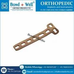 3.5 mm Orthopedic Implants Small T Plate