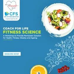 Diet & Nutrition Coach For Life Fitness Science, Online