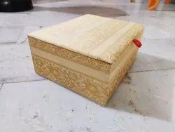 Fabric MDF Box