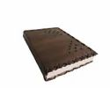 Designer Leather Binding Journal