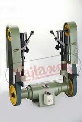 3 HP Grinder Machine Double Belt
