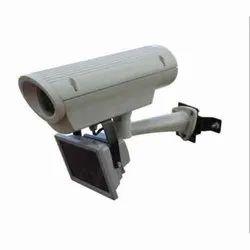 640 x 360 ANPR Barrier Control System