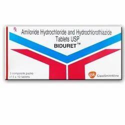 Amiloride Hydrochloride And Hydrochlorothiazide Tablet