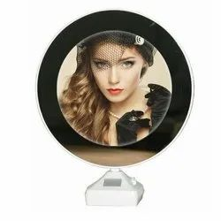 Round Magic Mirror