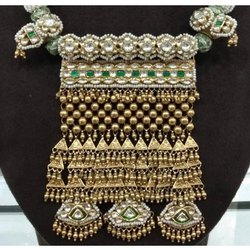 Rajwada Gold Necklace