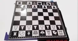 Deluxe Chess With Instruction Booklet