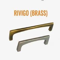 Rivigo Brass Cabinet Handle