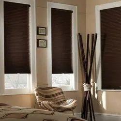 Wooden Modern Brown Window Blind