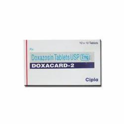 2 Mg Doxazosin Tablet