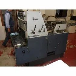 Hamada Alpha 52 Offset Printing Machine