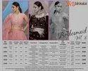Bridesmaid Vol-8 Net Fabric Party Wear Lehenga Choli Catalog
