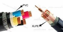 Qwert Square 4 Core XLPE Cable
