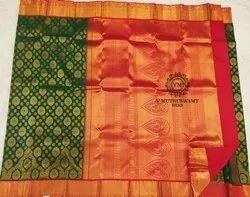 Bridal Kanchipuram Silk Sarees In Coimbatore