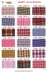 20032 School Uniform Shirting Fabric