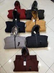 Lycra Regular Wear Women Jackets, Age Group: 18-45