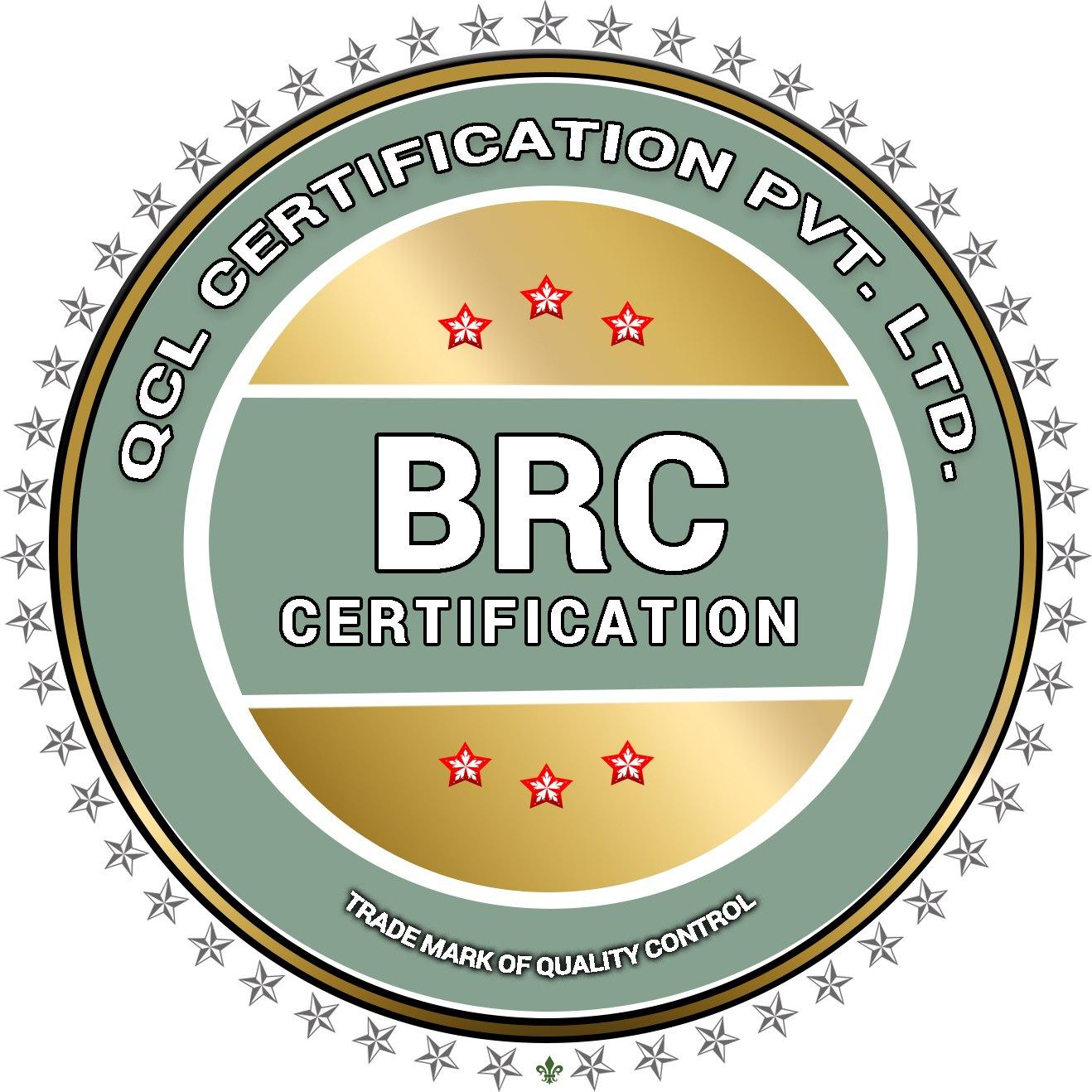 brc certification indiamart