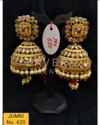 620 Gold Plated Fashion Jhumki