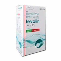 Levosalbutamol Inhaler