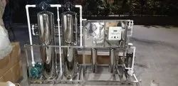 1000 LPH SS RO System