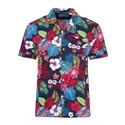 Men Readymade Printed Shirt