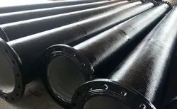 Round Cast Iron DF Pipe With IS 7181, For Utilities Water