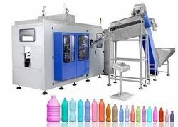 Automatic PET Bottle Blow Moulding Machine