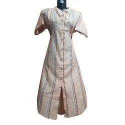 Cotton Casual Wear Georgette Ladies Kurti, Wash Care: Machine wash