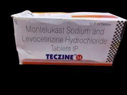 Montelukast Sodium And Levocetirizine Hydrochloride Tablets IP