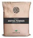 Brown Organic Aritha Powder