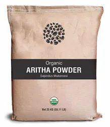 Organic Aritha Powder