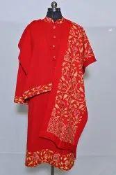 5025-K Ladies Woolen Kurti