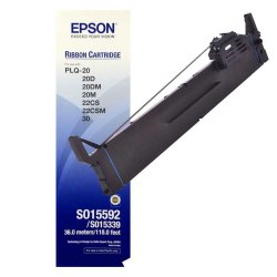 Epson Plq 20 Black  Cartridge