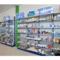 Chemist Shop Racks