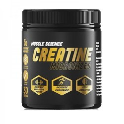 Muscle Science Creatine Micronized