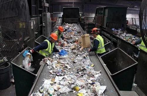 Recycle belt conveyor