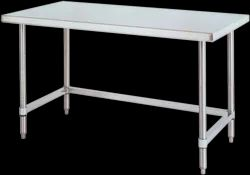 Stainless Steel Rectangle Table