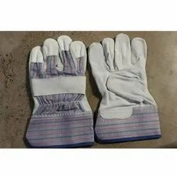 RLG - 1214 Split Leather Palm Working Gloves