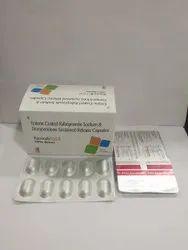 Enteric Coated Rabeprazole Sodium And Domperidone Sustained Capsules For Franchise