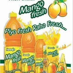 Mango Fresh Fruit Drink, Sangli, Packaging Type: Cartoons