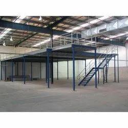 Mezzanine Floors Storage System