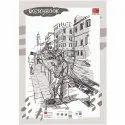 Paper Wow Premium Series A3 Wiro Art Book