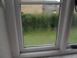 White (Frame) Double glazed unit UPVC DGU Window, Glass Thickness: 4mm