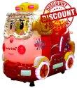 Police Van Kiddie Amusement Ride Game